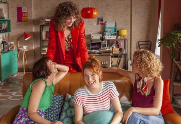 Valeria: Netflix'in Arkadaşlık Kokan İspanyol Dizisi