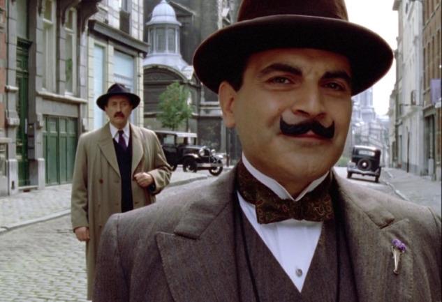 Hercule Poirot: Sayfalardan Perdeye Sabırlı Dedektif