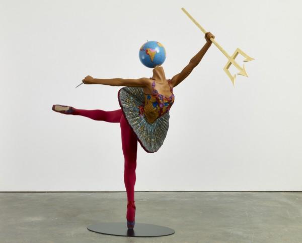 Yinka Shonibare, Poseidon, 2015