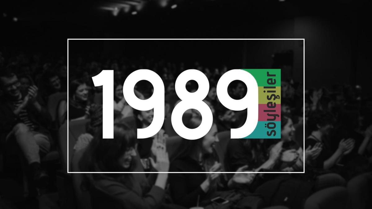 1989 söyleşiler