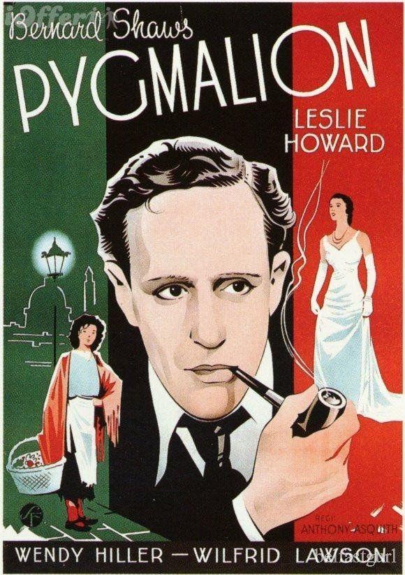Bernard Shaw'ın Pygmalion Oyunu