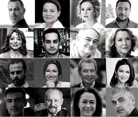 """Covid-19 Sebebiyle Mart Ayında Perdelerini Kapatan Tiyatroların Emekçilerine Destek Vermek İçin """"Dayanışmanın 100'ü Şiir"""" Platformu Kuruldu"""