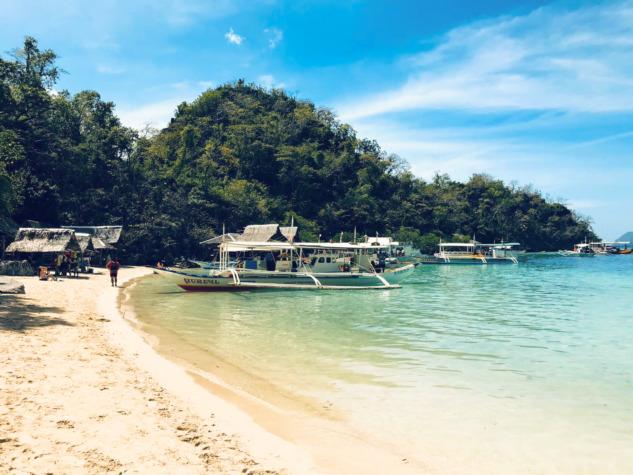 Coron'daki Tur Tekneleri