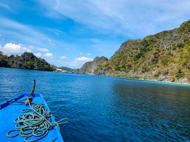 Coron Adası, Lagünlere Yolculuk