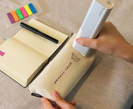 Print Pen İsimli Taşınabilir Yazıcı Kullanım Kolaylığı Sağlıyor