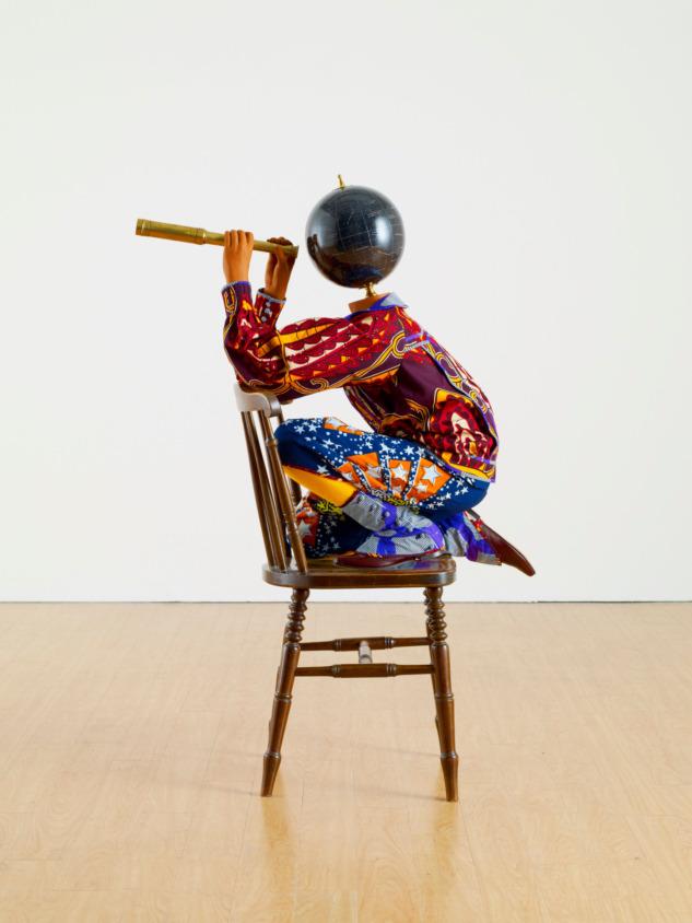 Yinka Shonibare, Arsız Küçük Gökbilimci, 2013