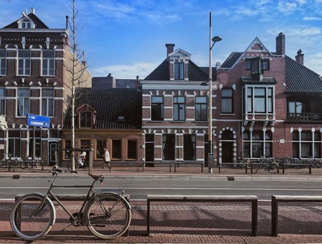 Groningen gezinizde en iyi arkadaşınız bisikletiniz olabilir