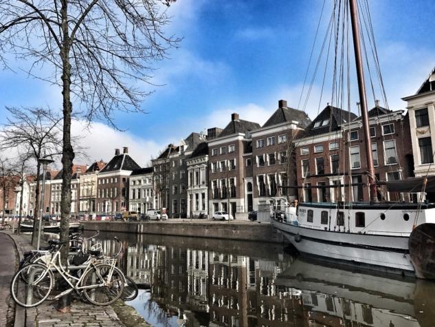 Groningen Kanal Turu