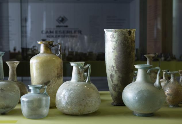 Şişecam Cam Eserler Koleksiyonu: Binlerce Yıllık Kültürel Miras