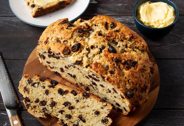 İrlanda Usulü Ekmekler: Sodalı Ekmek ve Fazlası