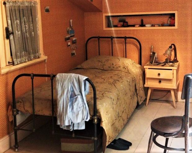 Kemal'in, Orhan Pamuk'a hikâyesini anlattığı oda