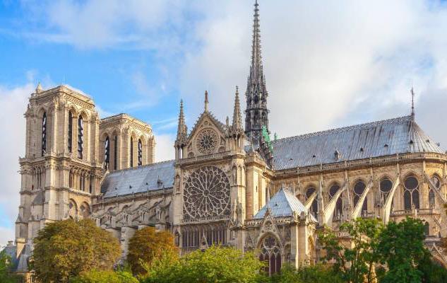 Notre-Dame de Paris: Nam-ı Diğer Paris'in Kalbi
