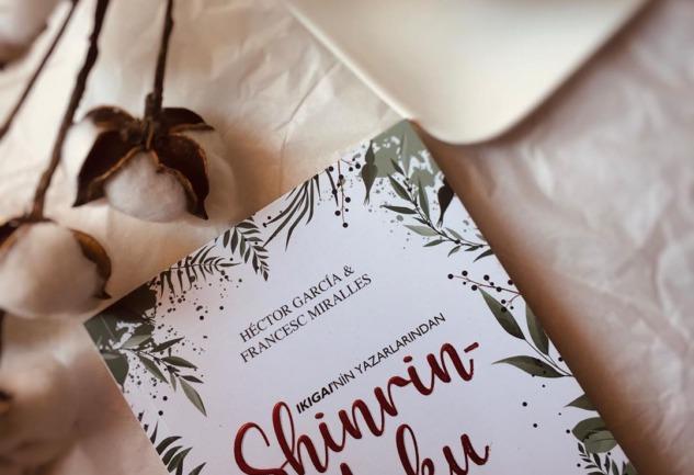 Shinrin-Yoku: Sizi Bir Orman Banyosuna Davet Eden Kitap