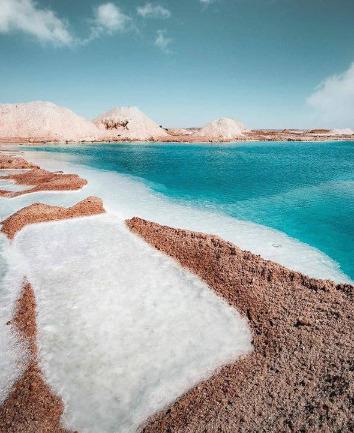 Siwa Vahası ve Tuz Gölleri: Mısır'ın En Güzel Mücevherleri