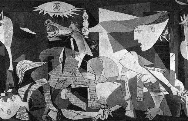 Guernica, Pablo Picasso (1937), Museo Reina Sofia