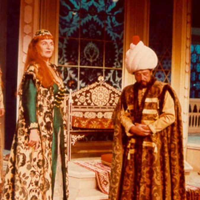 İBB Şehir Tiyatroları - Hürrem Sultan