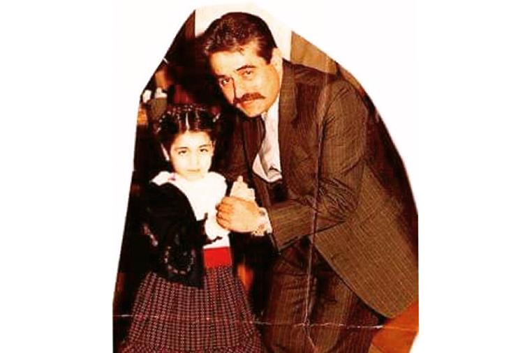 Vedat Ece ve kızı Didem Ece