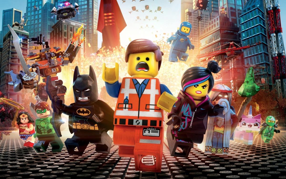 ailecek izlenecek filmler - the lego movie