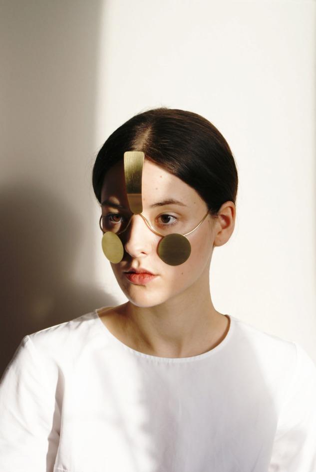 Ewa Novak Yüz Maskesi Tasarımı