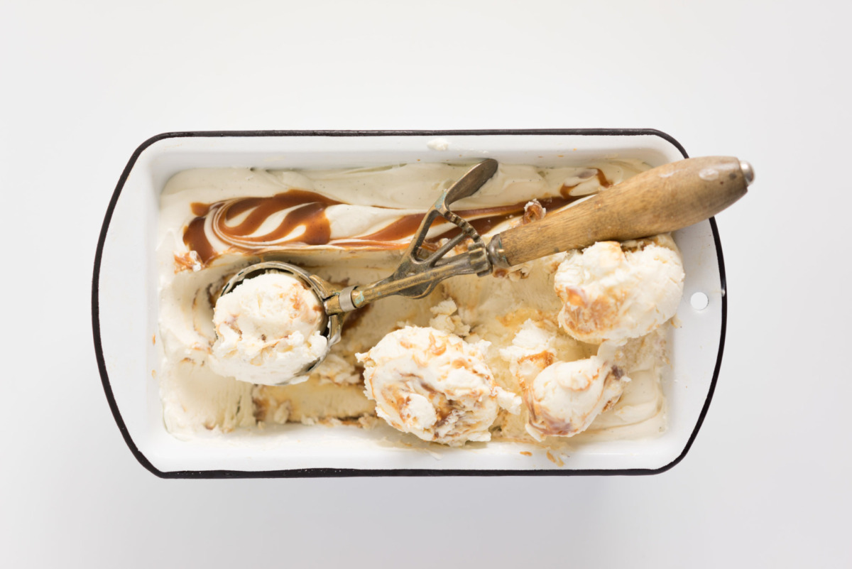 yazlık atıştırmalıklar - dondurma