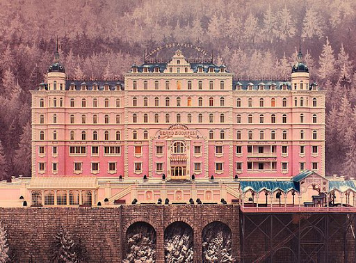 The Grand Budapest Hotel: Wes Anderson'ın Pastoral Filmi