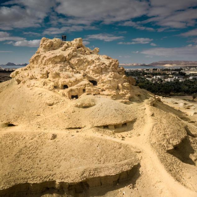 Ünlü Ölüler Dağı