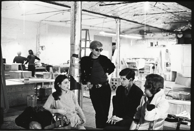 Andy Warhol. Fabrika