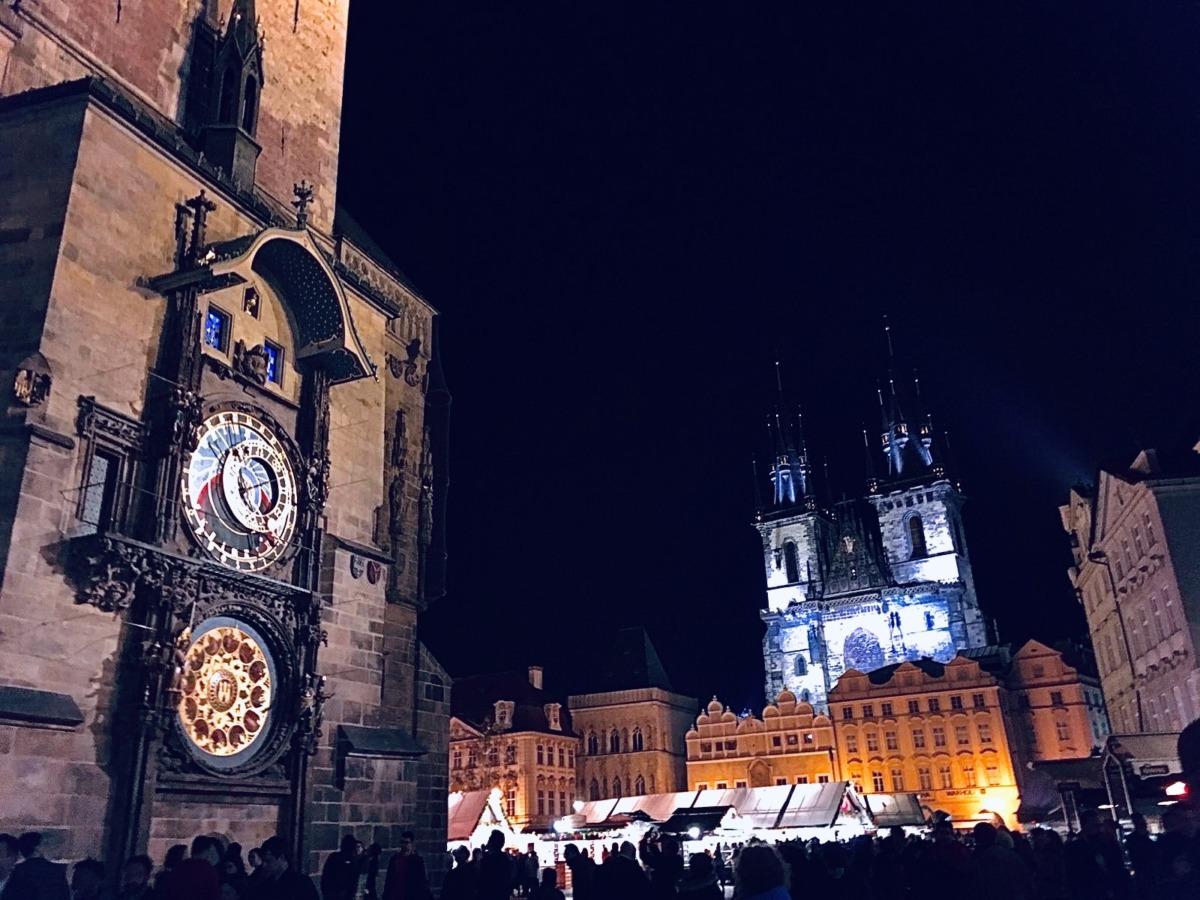 Astronomik Saat, Prag