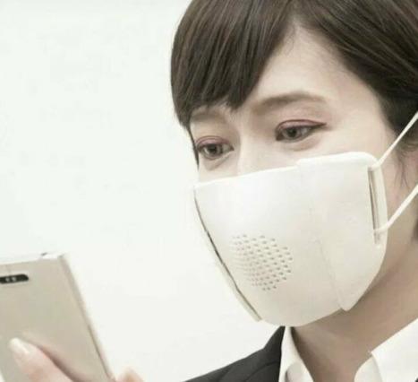 Donut Robotics Tarafından Geliştirilen C-Mask Sekiz Farklı Dilde Çeviri Yapıyor