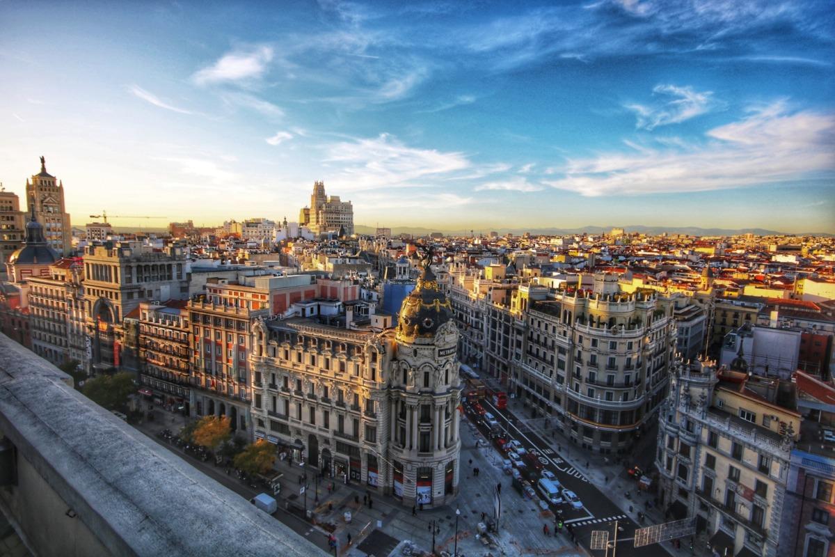 Madrid'de Sanat