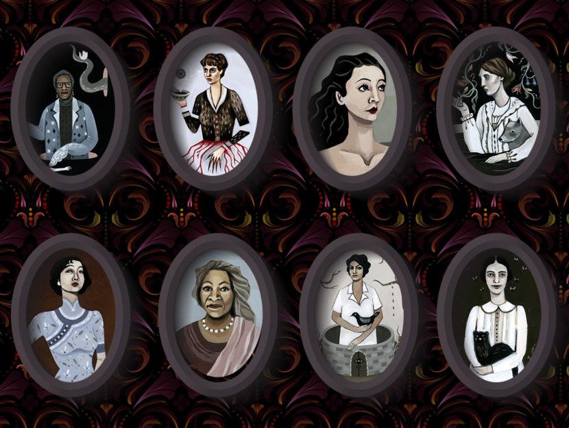 Edebiyatın Cadıları
