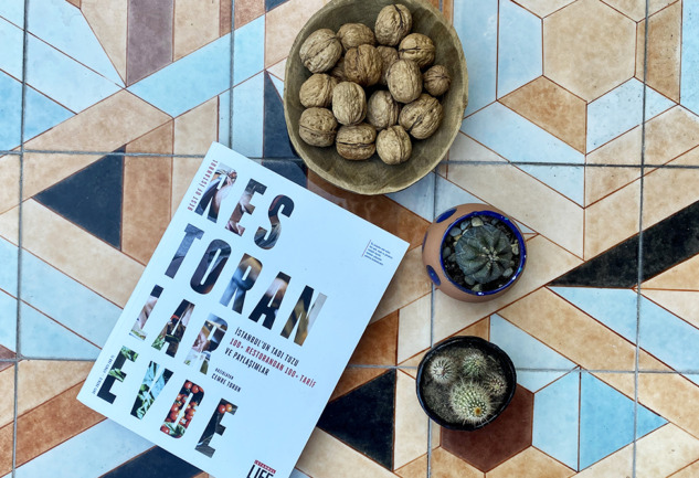 Restoranlar Evde: Restoran Sektörüne Sahip Çıkan Kitap