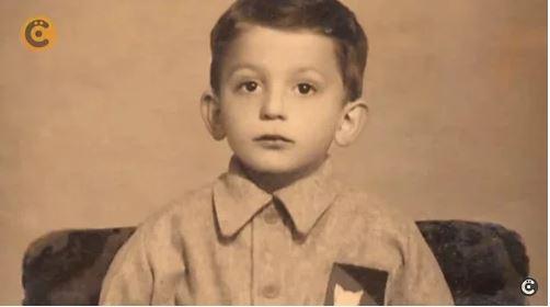 Seyfi Dursunoğlu'nun Çocukluğu