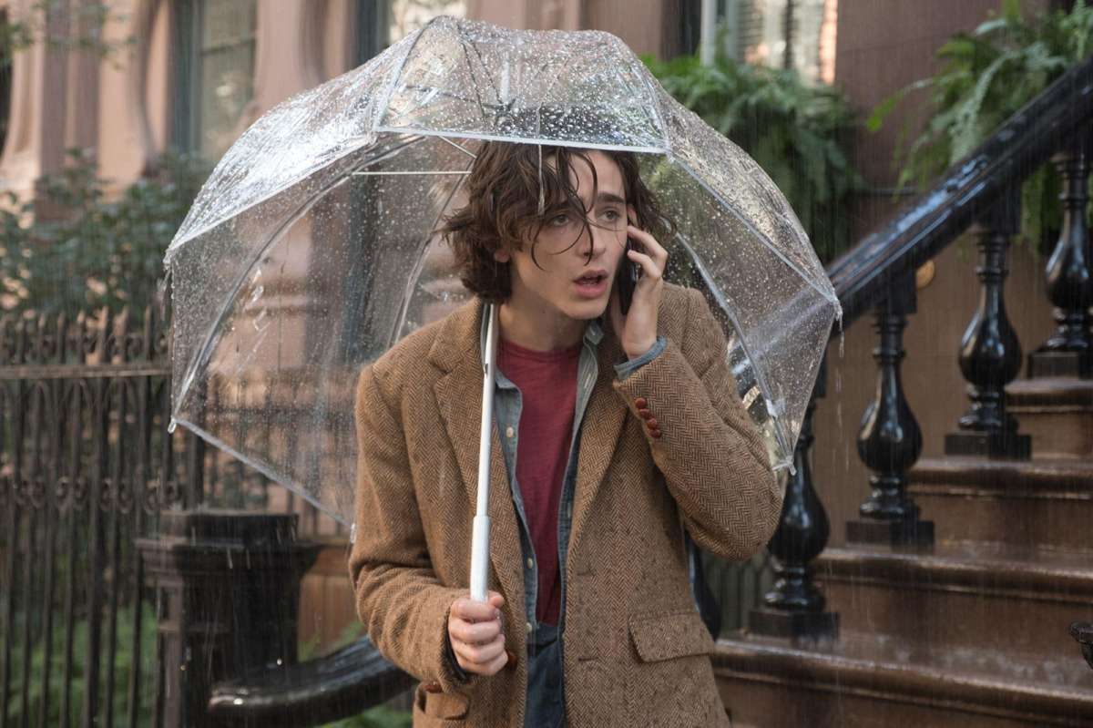 Boğaz'da Sinema Keyfi - A Rainy Day in New York