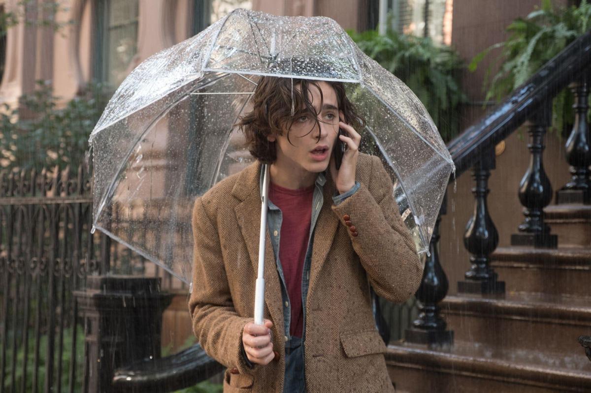 Boğaz'da Sinema Keyfi - A Rainy Day in New York