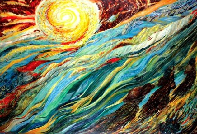 Sarı Sıcak ve Güneşin Doğuşu: Bir Sanat-Edebiyat Buluşması