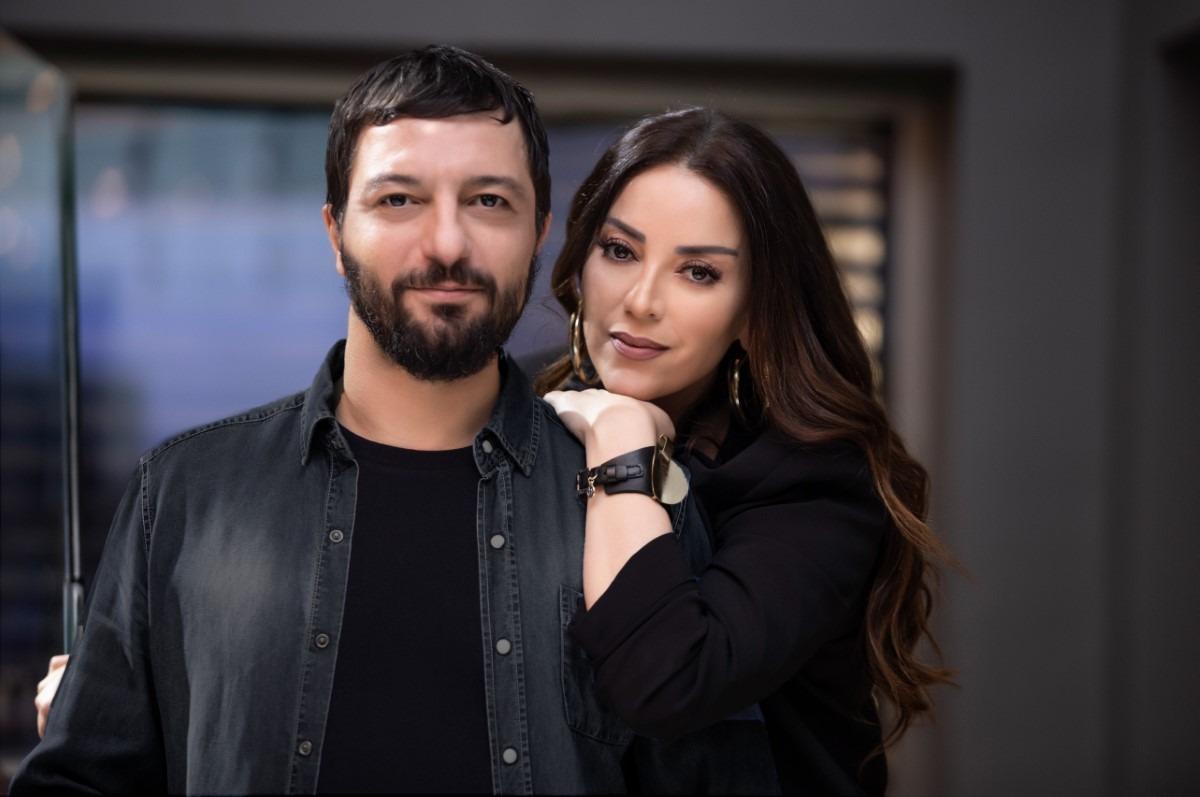 Aşkın Nur Yengi ve Mehmet Erdem