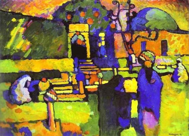 Wassily Kandinsky, Der Blau Reiter