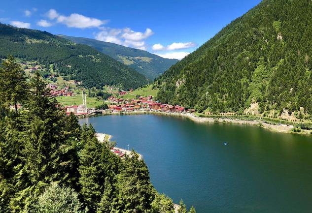 Doğu Karadeniz: Yeşilin Binbir Tonuyla #ÇOKÇEKİCİ