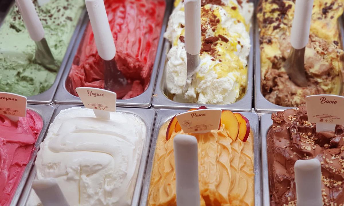 Gelato - Dondurma Çeşidi