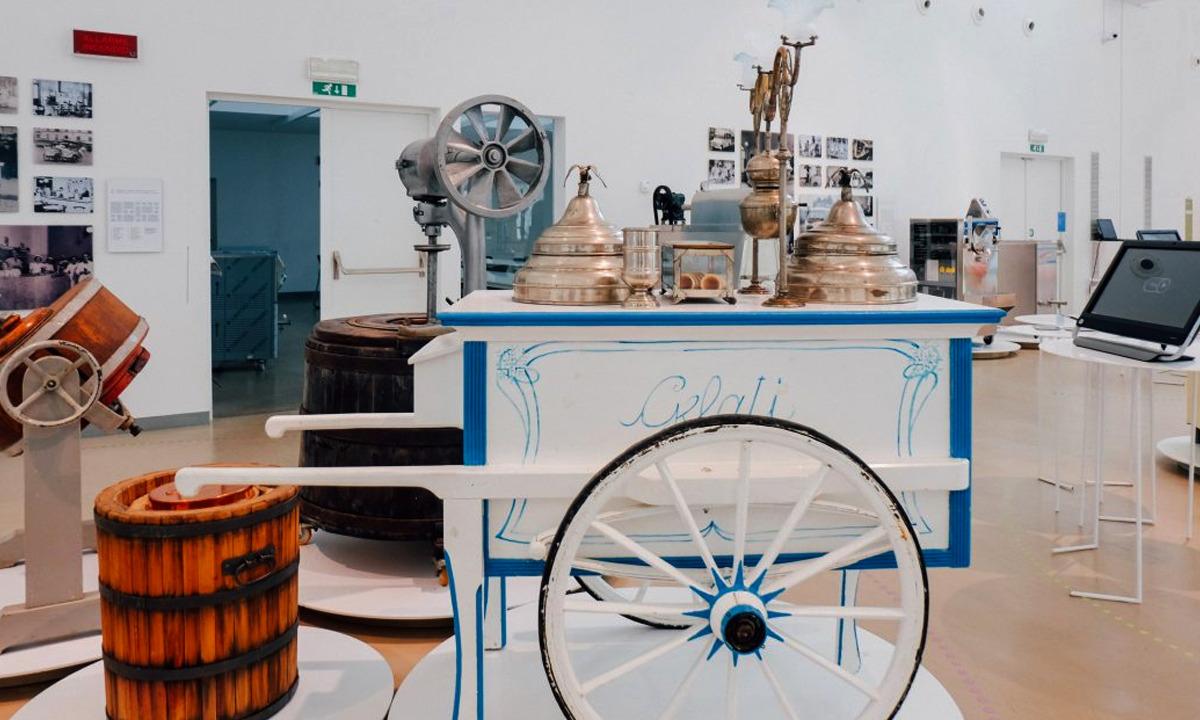 Gelato Museum - Bologna