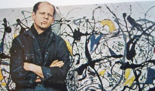 Jackson Pollock: 20.Yüzyılın Damlalarla Taşan Ressamı