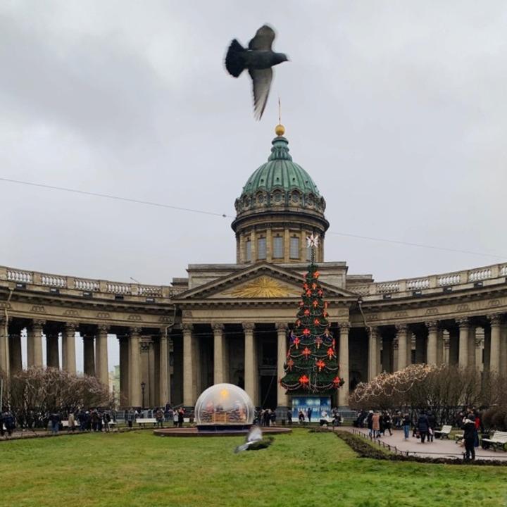 St. Petersburg mimari