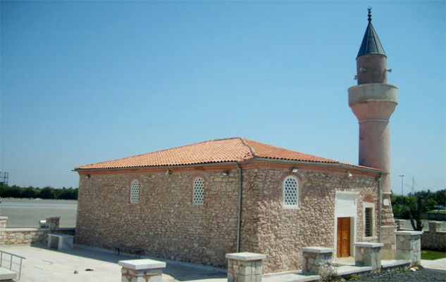 Merzifonlu Kara Mustafa Paşa Camii (restore edilmiş hali)