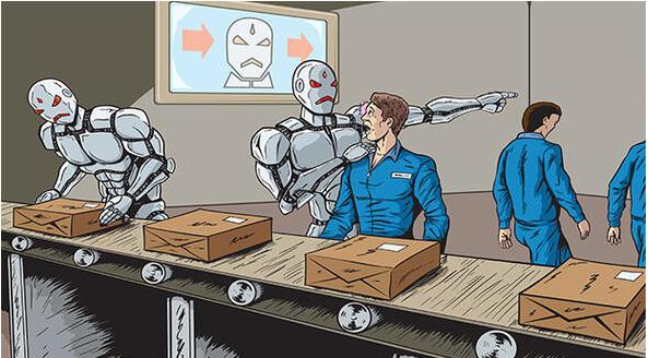 Robot Patronlar