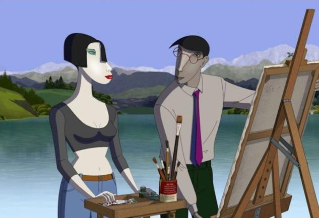Ruben Brandt, Collector: Kalıplarının Dışında Bir Animasyon