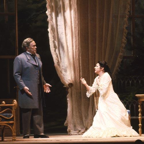 The Metropolitan Opera - La Traviata (1981)