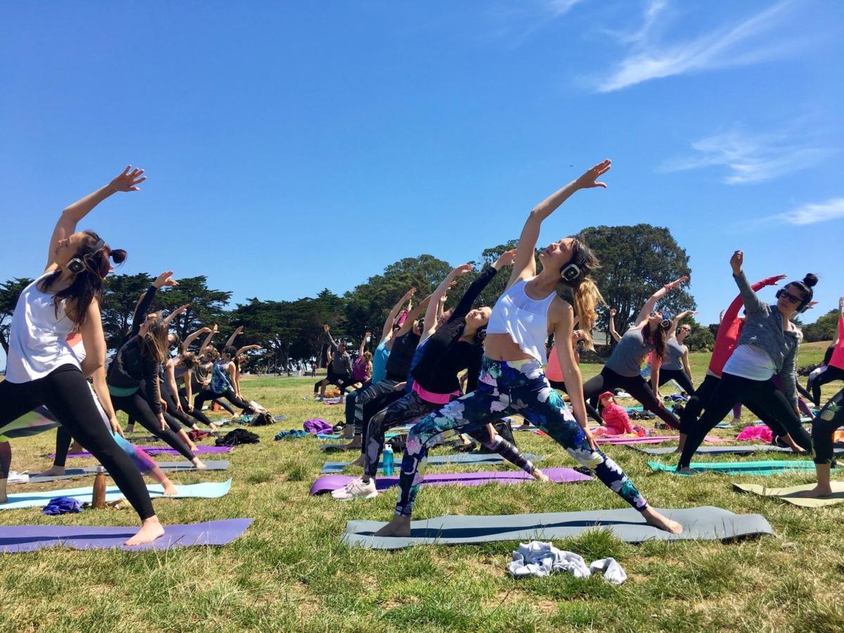 Boğaz'da Yoga