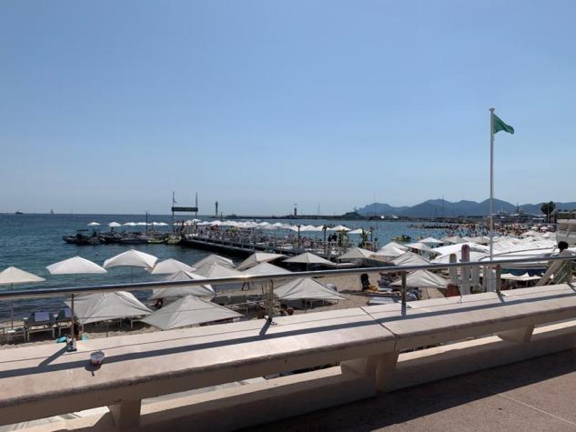 Cote D'Azur Plajları, Cannes Özel Plajlar
