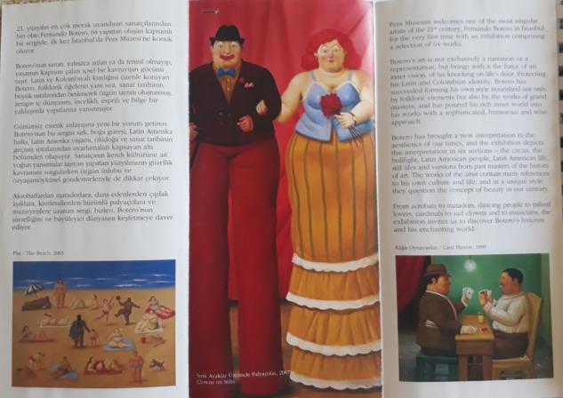Botero Sergisi Katalog